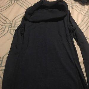 Converse Tops - Converse NWOT sweatshirt tunic.